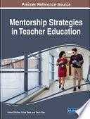 Mentorship Strategies In Teacher Education