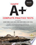 Comptia A Complete Practice Tests