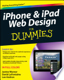 iPhone and iPad Web Design For Dummies