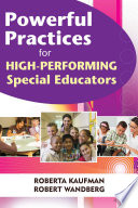 Powerful Practices For High Performing Special Educators