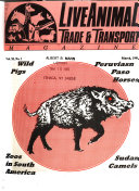 Live Animal Trade   Transport Magazine