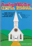 Country   Western Gospel Hymnal Volume One  Large Book