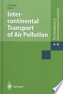 Intercontinental Transport Of Air Pollution book