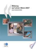 Bildung auf einen Blick 2007 OECD-Indikatoren