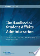 The Handbook of Student Affairs Administration