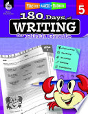 180 Days Of Writing For Fifth Grade Practice Assess Diagnose
