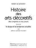 Histoire des arts d  coratifs
