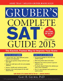 Gruber s Complete SAT Guide 2015