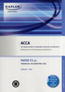 ACCA Paper F3  UK  Financial Accounting