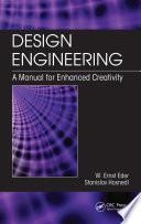 illustration du livre Design Engineering