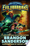 Alcatraz Vs  the Evil Librarians
