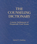 The Counseling Dictionary