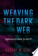 Weaving the Dark Web Book PDF
