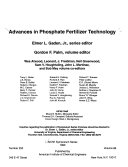 Advances in phosphate fertilizer technology