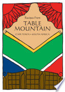 South African Cookbook - Recipes From Table Mountain