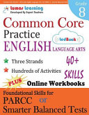 Common Core Practice   8th Grade English Language Arts