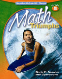 Math Triumphs  Grade 6  Student Study Guide  Book 2  Number and Operations