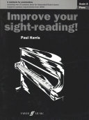 Improve Your Sight-Reading. Piano