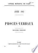 Proce s verbaux
