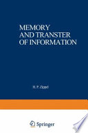 Memory and Transfer of Information