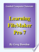 Learning Filemaker Pro 7
