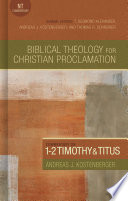Commentary on 1 2 Timothy and Titus