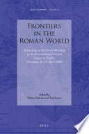 Frontiers in the Roman World