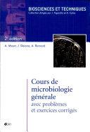 Cours de microbiologie g  n  rale