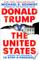 Donald Trump V  the United States Book PDF