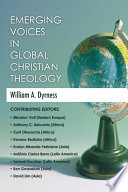 Emerging Voices In Global Christian Theology book