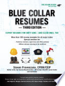 Blue Collar Resumes   Third Edition
