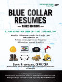 Blue Collar Resumes Third Edition