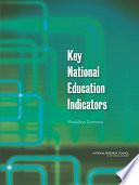 Key National Education Indicators