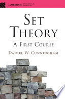 Set Theory: A First Course