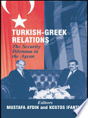 Turkish Greek Relations