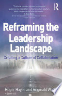 Reframing the Leadership Landscape Merely Respond To The Speed Of
