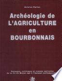 Arch  ologie de l agriculture en Bourbonnais