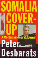 Somalia cover-up: a commissioner's journal