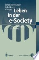 Leben in der e Society