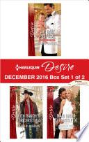 harlequin desire december 2016 box set 1 of 2
