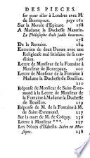 Oeuvres avec la vie de l'Auteur par Des. Maizeaux. Nouv. ed