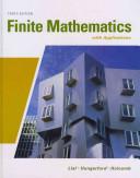 Finite Mathematics with Applications Plus MyMathLab MyStatLab Student Access Code Card