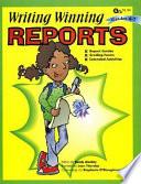 Writing Winning Reports