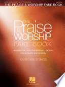 The Praise   Worship Fake Book