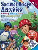 The Original Summer Bridge Activities 6 7