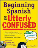Beginning Spanish for the Utterly Confused with Audio CD  Second Edition