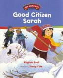 Good Citizen Sarah