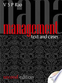 Managemen Text and Cases (Second Edition) Pdf/ePub eBook