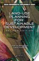 Land Use Planning for Sustainable Development  Second Edition