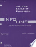 The Four Levels of Evaluation